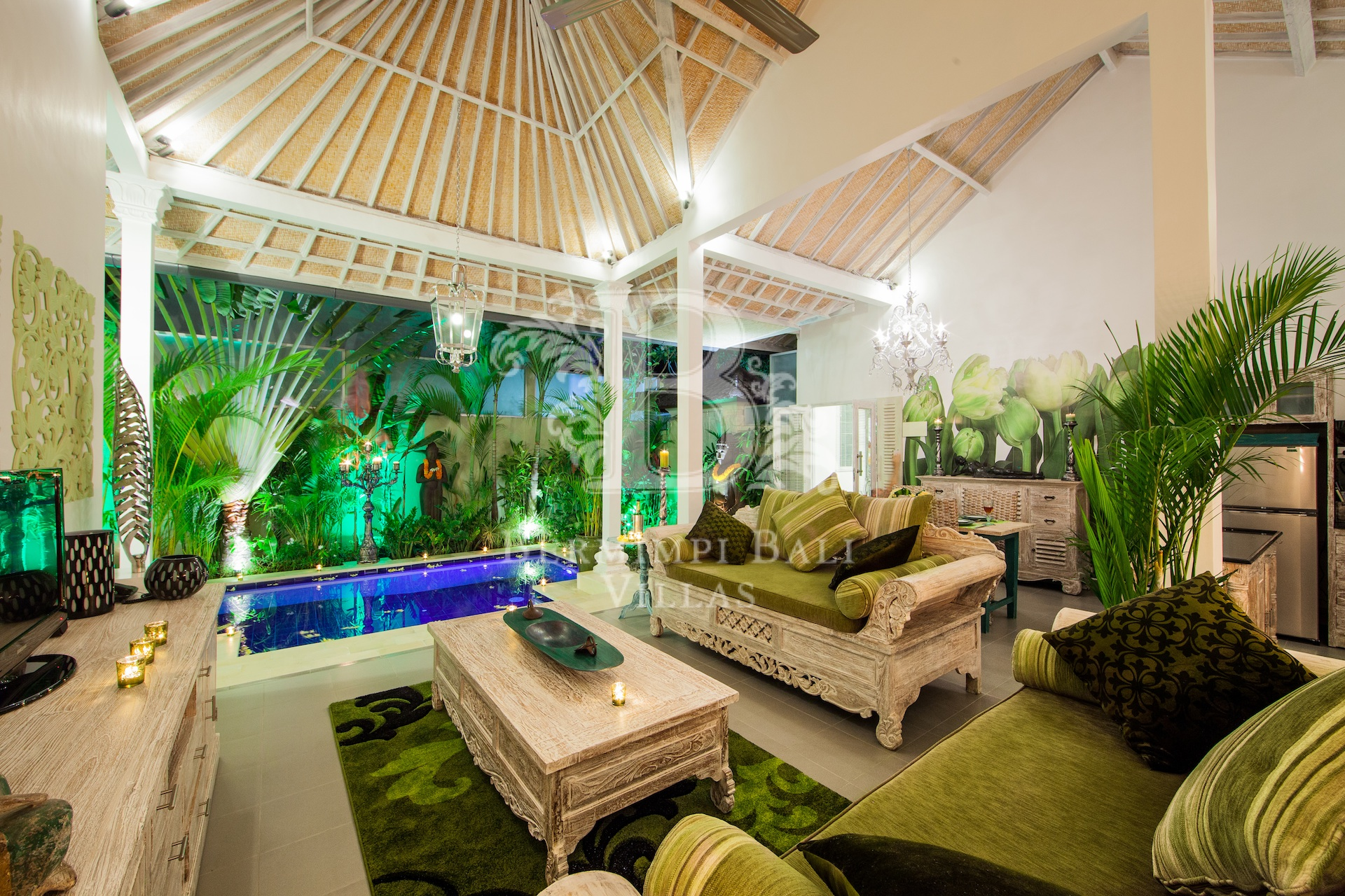 Private Villas in Bali with Designer Decors