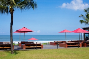 Our villa location in Seminyak